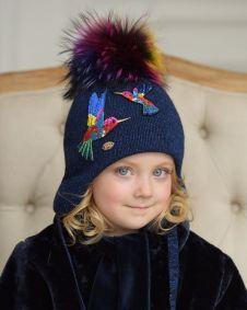 fde671906d06 Детские шапки «Осень - Зима 2017/18» Dan&Dani уже в продаже